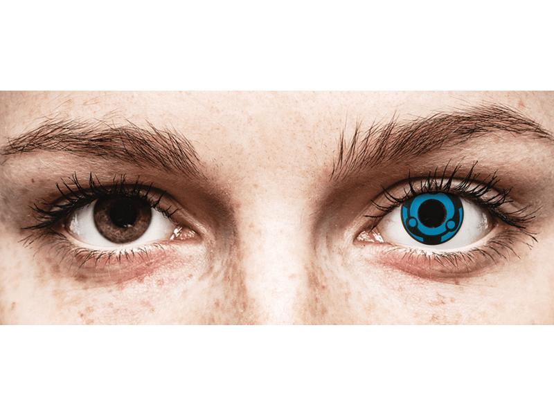 CRAZY LENS -  Vision - Одноденні недіоптричні (2 шт.)