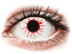 CRAZY LENS - Red Viper - Одноденні недіоптричні (2 шт.)