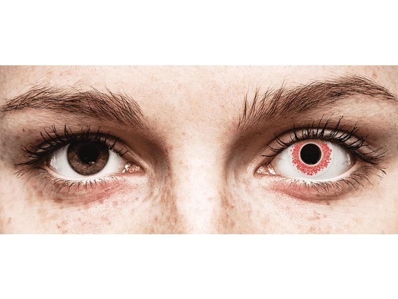 CRAZY LENS - Red Wedding - Одноденні недіоптричні (2 шт.)