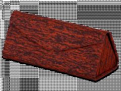 Червоний футляр для окулярів- Brindle