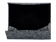 Чорний футляр для окулярів- Brindle