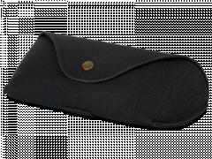 Чорний футляр для окулярів SH224-1