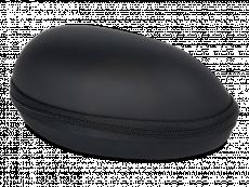 Чорний футляр для окулярів BL031