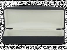 Чорний футляр для окулярів - Рамки