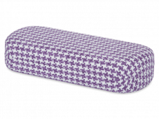 Футляр для окулярів - Фіолетово-білий