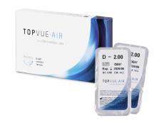 TopVue Air (6 лінз) + 2 лінзи БЕЗКОШТОВНО