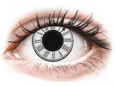 CRAZY LENS - Clock - Одноденні недіоптричні (2 шт.)