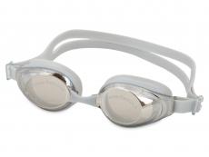 Окуляри для плавання Neptun - сріблясті