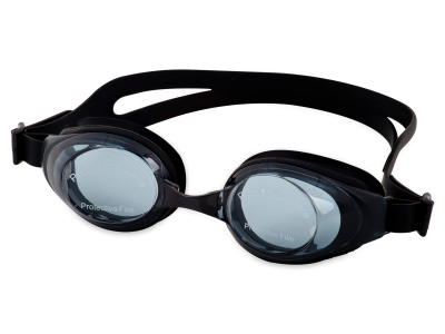 Окуляри для плавання Neptun - чорні