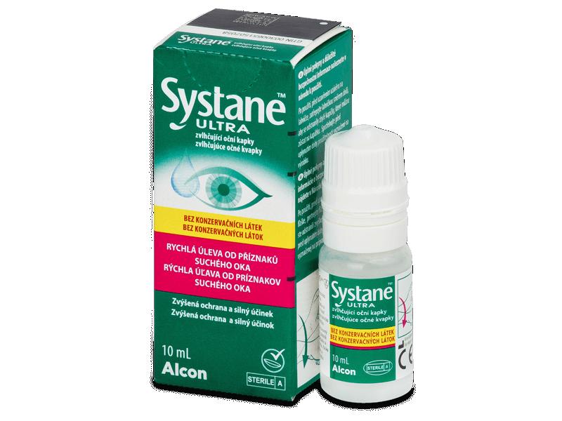 Systane Ultra Очні краплі без консервантів 10 мл
