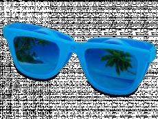 OptiShades Контейнер для лінз  - синій