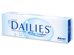 Focus Dailies All Day Comfort (30шт.)