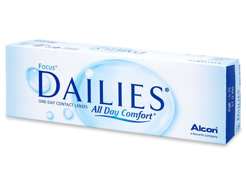Focus Dailies All Day Comfort (30 шт.)