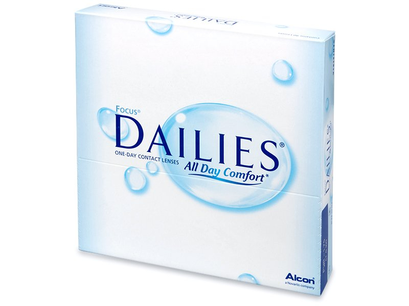 Focus Dailies All Day Comfort (90шт.)