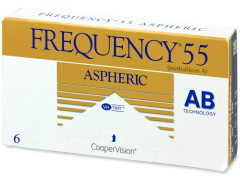 Frequency 55 Aspheric (6шт.)