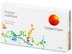 Proclear Multifocal (3 шт.)