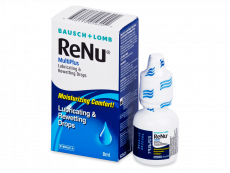Очні краплі ReNu MultiPlus Drops 8 ml