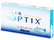 Air Optix Aqua (6шт.)