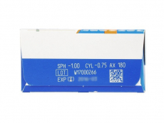 SofLens Daily Disposable Toric (30шт.)