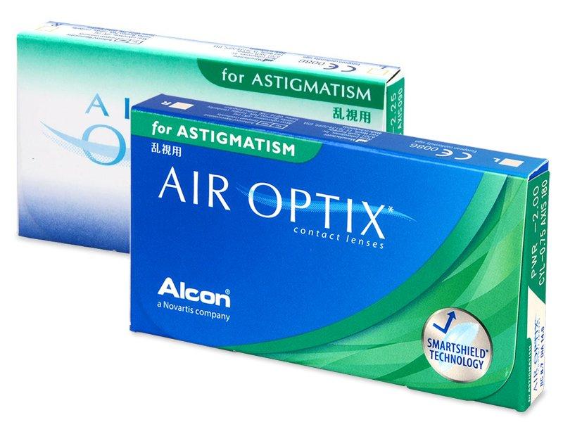 Air Optix for Astigmatism (6шт.)