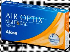 Air Optix Night and Day Aqua (6шт.)
